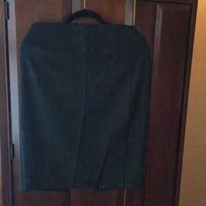 Express Black pencil skirt size 8